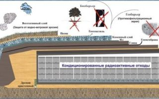 Статья 48. Хранение или захоронение радиоактивных отходов