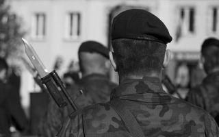 Статья 3. основания для введения военного положения