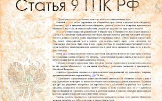 Статья 27. Язык, используемый в отношениях Российской Федерации с субъектами Российской Федерации