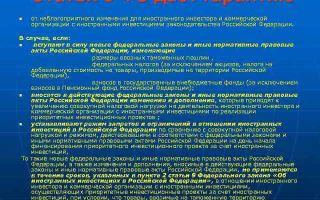 Статья 11. Государственная регистрация религиозных организаций