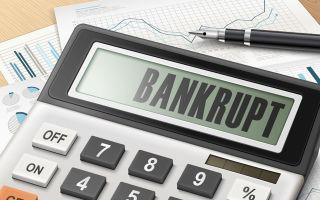 Последствия банкротства юридического лица — советы юриста
