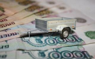 Платится ли транспортный налог с прицепа — советы юриста