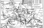 Освобождение территории ссср в 1943 — 1944 гг. — история России