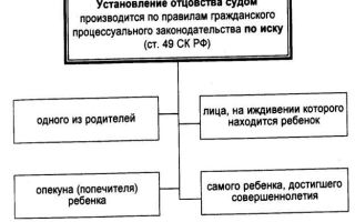 Статья 49. Место государственной регистрации установления отцовства