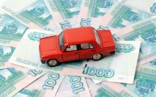 Транспортный налог для пенсионеров — советы юриста