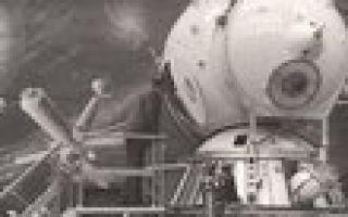 Статья 5. Руководство космической деятельностью