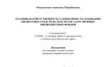 Статья 289 БК РФ. Нецелевое использование бюджетных средств (действующая редакция)