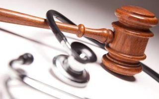 Раздел iv. ответственность учреждения здравоохранения и его персонала