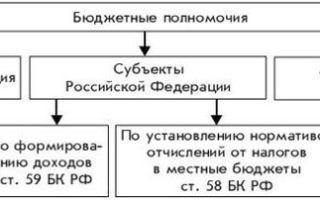 Статья 7 БК РФ. Бюджетные полномочия Российской Федерации (действующая редакция)