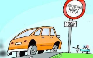 Порядок заполнения декларации по транспортному налогу — советы юриста