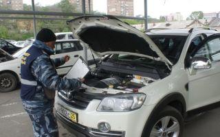 Статья 19. основания и порядок запрещения эксплуатации транспортных средств