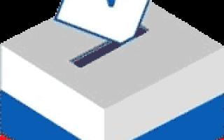 Статья 37. Признание политической партии участвующей в выборах