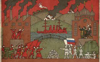 Причины победы «красных» и поражения «белых» в гражданской войне — история России