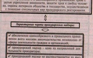 Глава VI. Контроль и надзор за оперативно-розыскной деятельностью