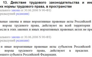 Статья 60. Международные договоры