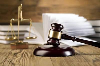 Статья 33. Заместители председателя арбитражного суда округа
