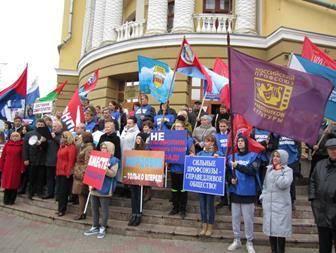 Статья 22. Права профсоюзов на социальную защиту работников