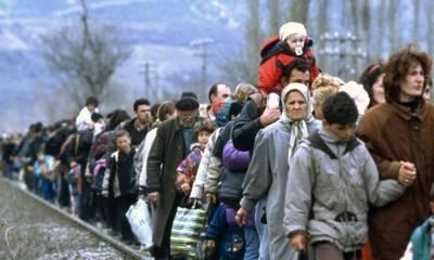 Статья 14. Международное сотрудничество по проблемам вынужденных переселенцев