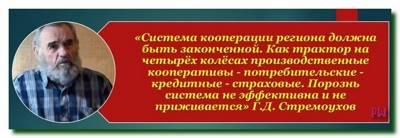 Статья 29. Реорганизация потребительского общества