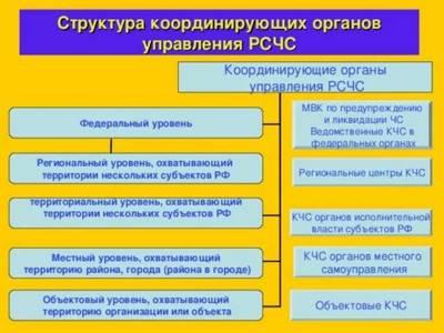 Статья 4.1. Функционирование органов управления и сил единой государственной системы предупреждения и ликвидации чрезвычайных ситуаций