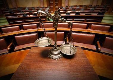 Статья 58. Председательствующий в заседании