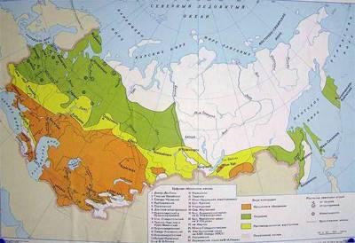 Статья 5. Типы и виды мелиорации земель