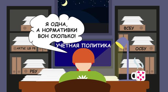 Законодательство по бухгалтерскому учету - советы юриста