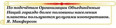 Глава V. Имущество потребительского общества