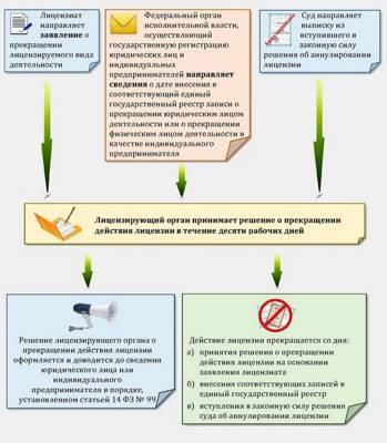 Статья 11.5. Приостановление действия лицензии и аннулирование лицензии