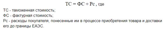 Раздел IV. Методы определения таможенной стоимости товаров, ввозимых на таможенную территорию российской федерации (статьи 18 - 24)