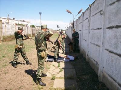 Статья 24. Порядок применения физической силы, специальных средств, оружия и боевой техники