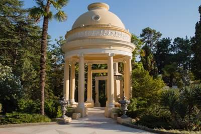 Раздел VII. Дендрологические парки и ботанические сады