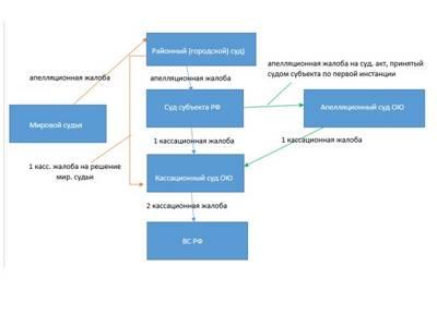 Статья 19.2. Апелляционный суд общей юрисдикции