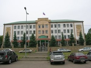 Статья 4. Суды в Российской Федерации
