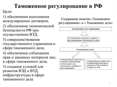 Статья 2. Правовая основа службы в таможенных органах