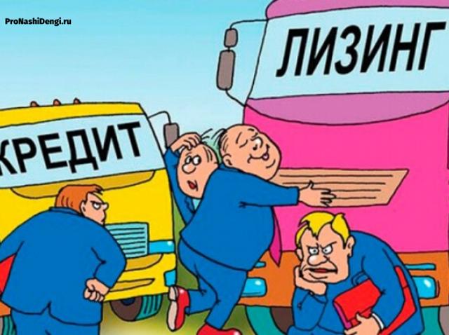 Статья 7. Формы лизинга