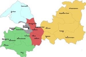 Статья 11. Границы муниципальных образований