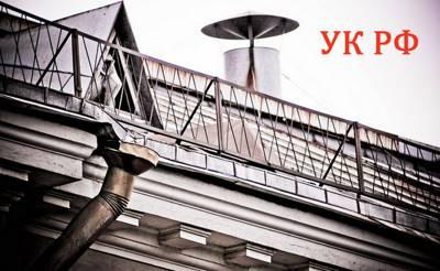 Статья 31. Ответственность за нарушение законодательства Российской Федерации в области охраны атмосферного воздуха