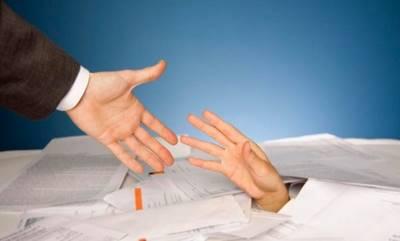 Статья 23. Подписание соглашения о реструктуризации долгов